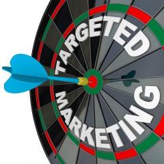 Targeted Marketing Bullseye