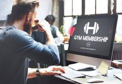 Gym startup