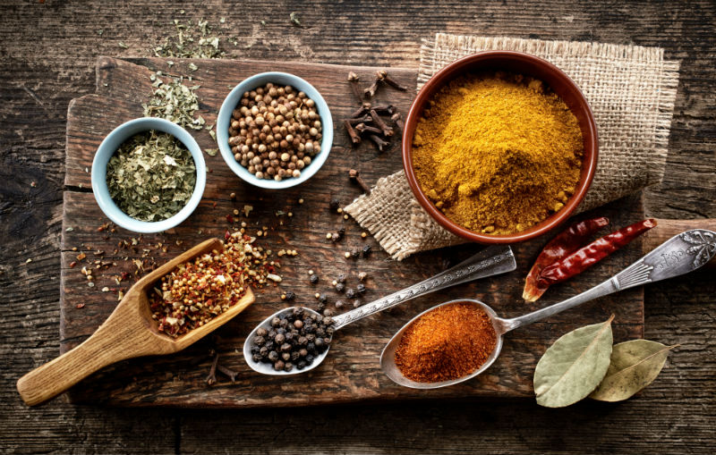 spices health