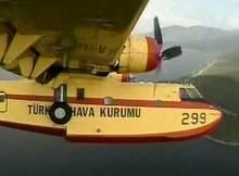 Le CL-215 cn1027 en Turquie