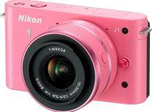 Nikon 1 J1 rose