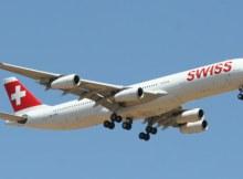 Airbus A340 Swiss par Oyoyoy