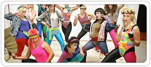 Années 80 : dance et fun !