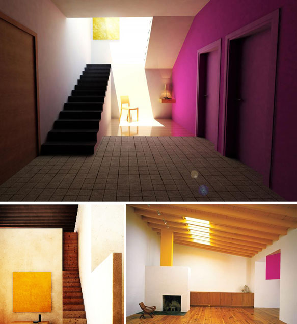 Casa taller de Luis Barragn  Habtala