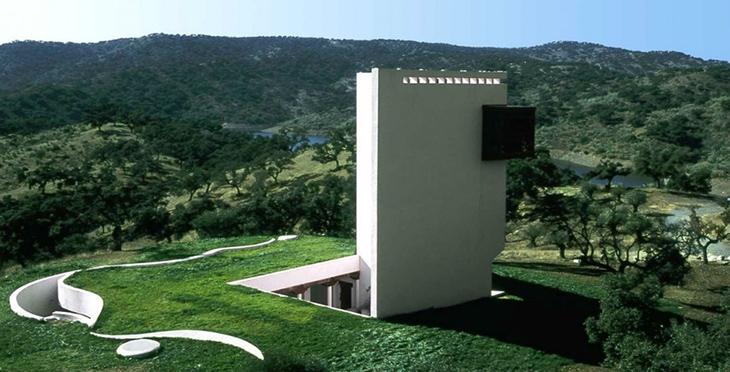 Arquitectura subterrnea una nueva forma de vivir  Habtala