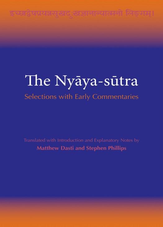 Nyaya-sutra cover image