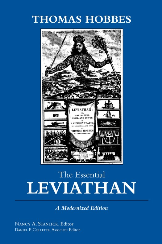 Hobbes Essential Leviathan cover iamge