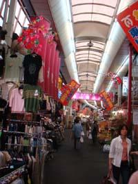 ワクワクの神戸 東山商店街