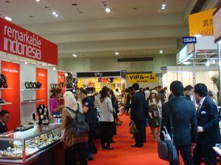 神戸国際宝飾展2011