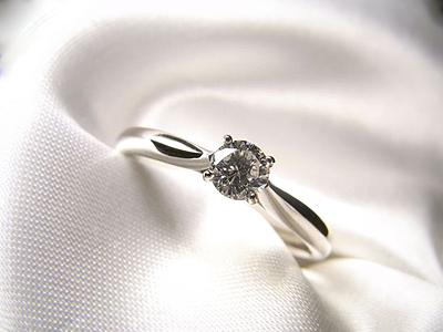 昔のご婚約指輪をリフォーム【神戸 元町】