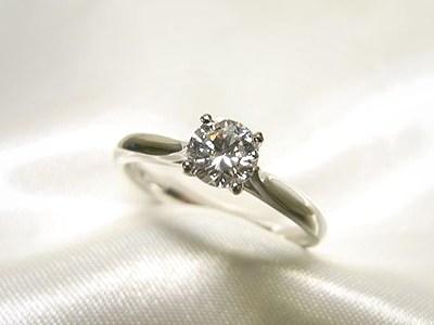 お母様のご婚約指輪をリフォームしてサプライズプレゼント【神戸 元町】