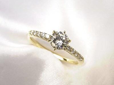 おばあちゃんのダイヤは超上質の本物だった★リングリフォーム【神戸 元町】