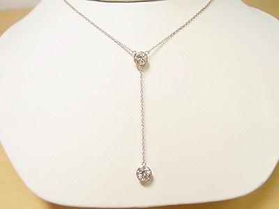 1ctダイヤリング&0.7ctと0.5ctの豪華ダイヤモンドペンダントのリフォーム【神戸 元町】