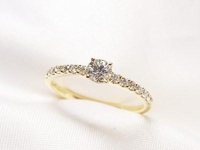 5ピースで1ctのダイヤモンドを4つの形へリフォーム【神戸 元町】