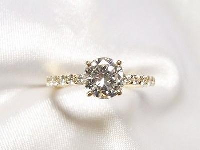 1ct&0.5ctダイヤモンドの母娘の指輪リフォーム【神戸 元町】