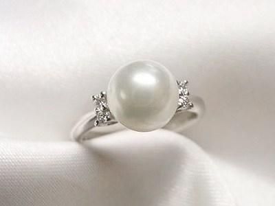 エメラルド、真珠、ダイヤモンドの4点をリフォーム【神戸 元町】