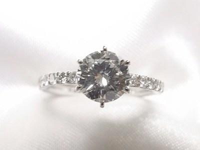 花嫁の母が婚約指輪リフォーム【神戸 元町】