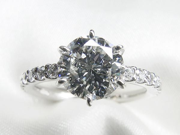 指輪のダイヤはやっぱり指輪へリフォーム【神戸 元町】