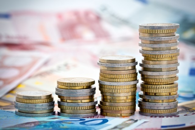 argent monnaie euros
