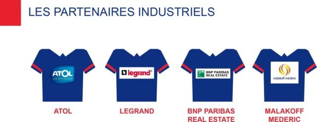 Les partenaires industriels du programme French IoT