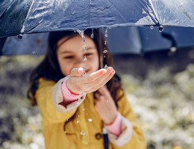 Çocuk Yağmurluk