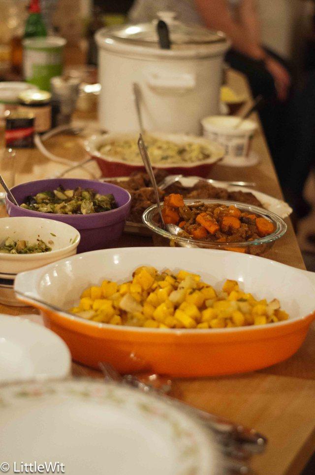 Sunday night feast
