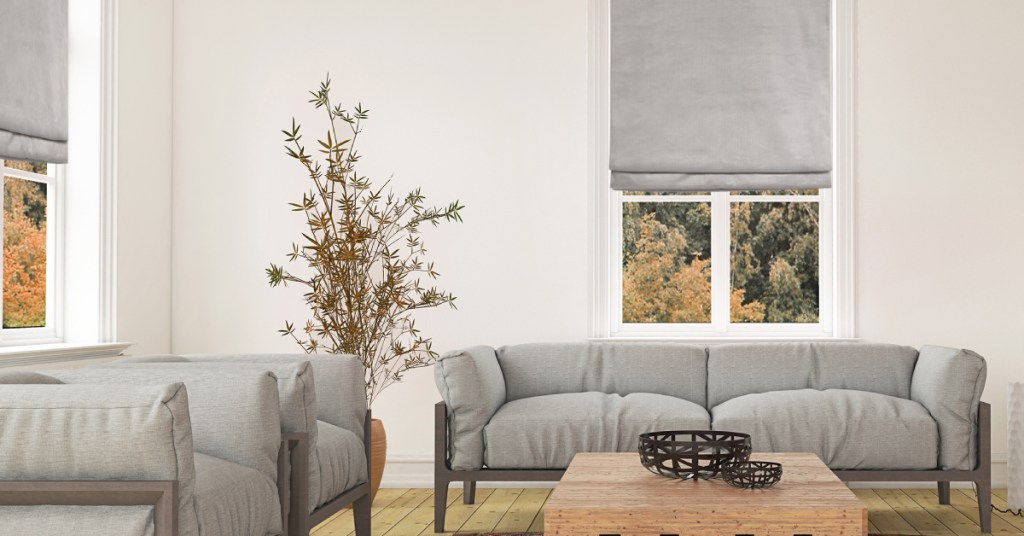 Fall Window Treatments: Using Blackout Curtains to Weather the Changing Seasons