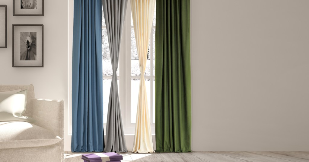 7 Modern Curtain Ideas for Your New Home