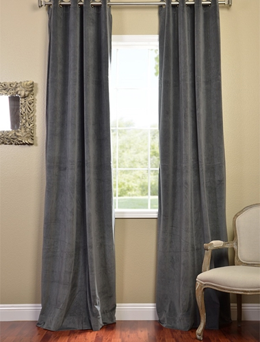 Bring a feeling of relaxation to your home through your choice of drapery