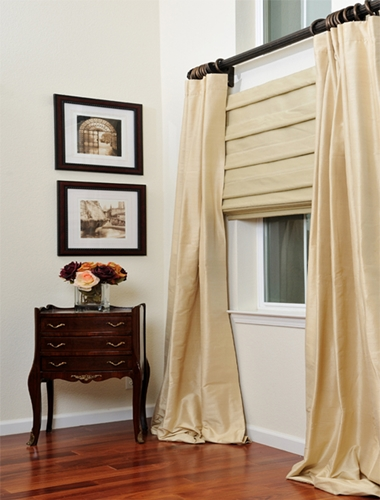 Display your personality through drape choices