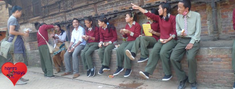 hamromaya Nepal ist gegründet