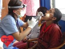 Dental Volunteers im Einsatz