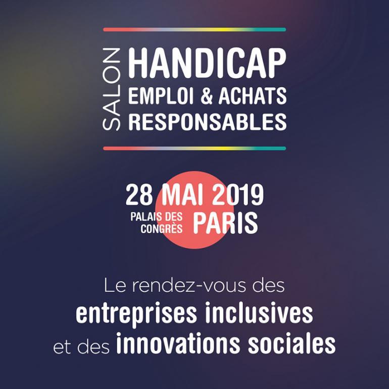 You are currently viewing Un record de fréquentation pour le Salon Handicap, Emploi & Achats Responsables 2019