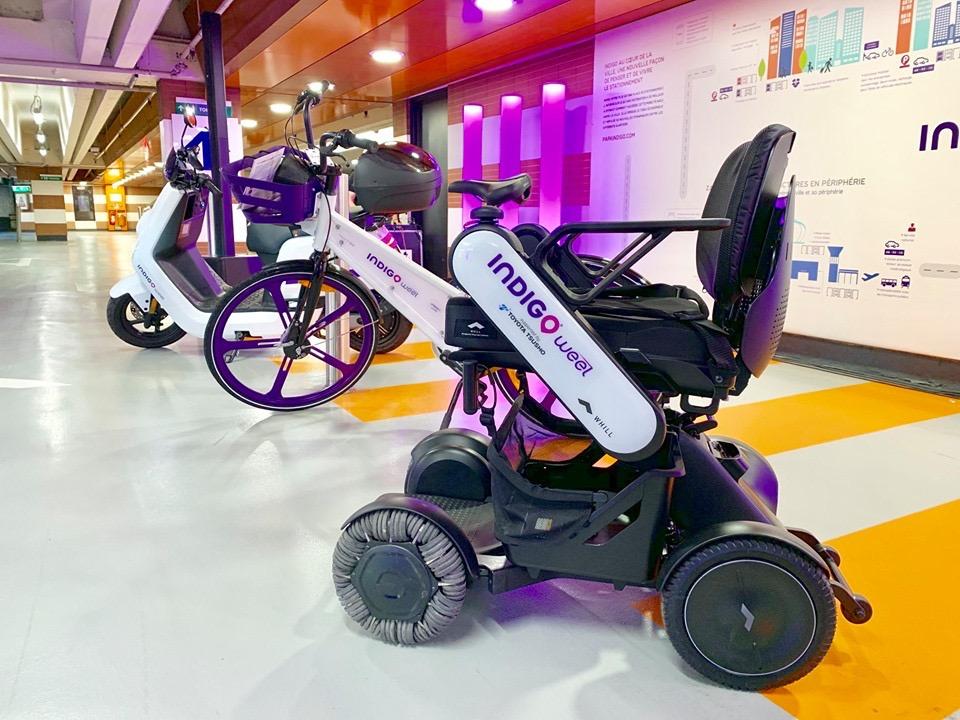 Read more about the article Toulouse – des fauteuils roulants électriques en libre-service, une première en France