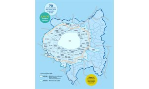 Read more about the article Grand Paris : véhicules polluants interdits sauf si handicap