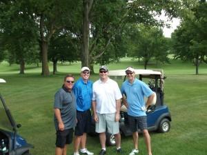 Golf 2014 Press Release Photo
