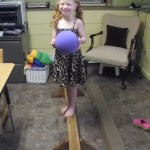 Part 2:  Problems with balance can sometimes signal poor body awareness skills.