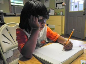Visual Perceptual Skills:  The Keys to Learning, Part 3, Handwriting With Katherine