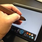Pencil stylus - now there's an idea!