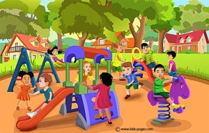 kids playing outside kids pages com