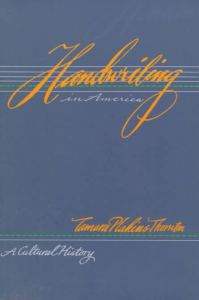 Handwriting in America Thornton