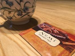 G모사에서 받아본 NUMI Organic Tea