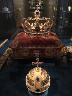 독일 뮌헨 레지덴츠 Residenz 박물관 조각 공예 왕관