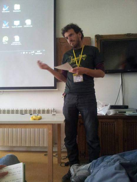 Jordi, de Lupulina.cat hablando sobre lúpulos
