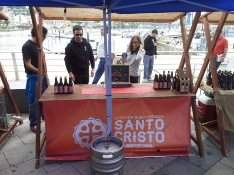 Santo Cristo - Feria de Cerveza Artesana de Sanxenxo