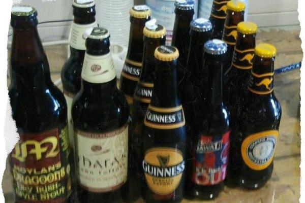 Cervezas Stout