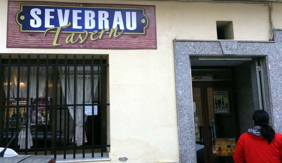 Entra a Sevebrau Tavern - Villanueva de la Serena - Badajoz