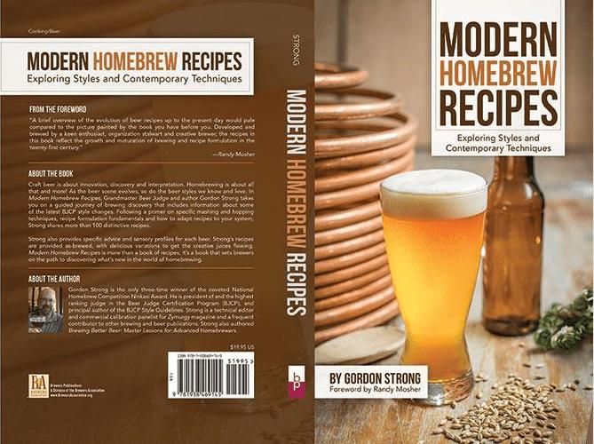 Modern Homebrew Recipes - Gordon Strong