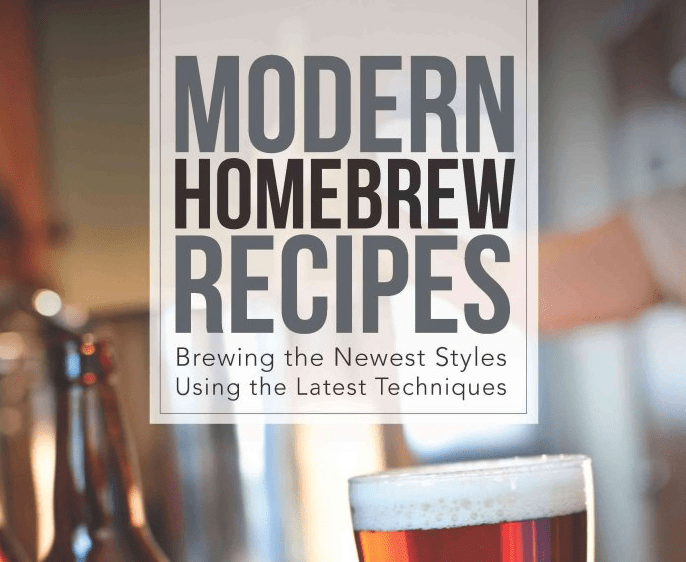 Portada Modern Homebrewer Recipes