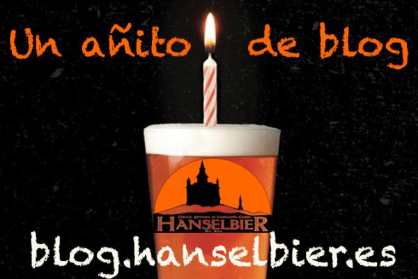 Un año de blog - HanselbieR